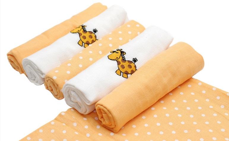 kojenecký textil