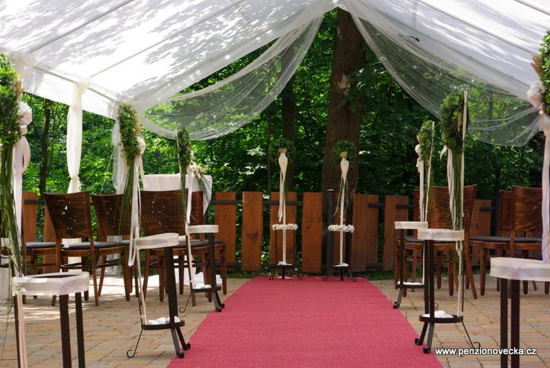 Rodinné oslavy, svatby Beskydy
