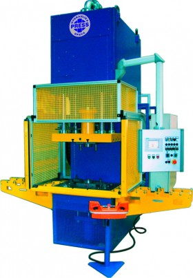 Hydraulic presses|Opava, hydraulic mechanisms, production, development, the Czech Republic