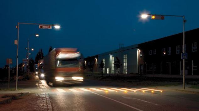 Osvětlení přechodu pro chodce