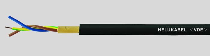 Silové kabely Kladno - pro instalaci do země, betonu, kanalizací i zdi