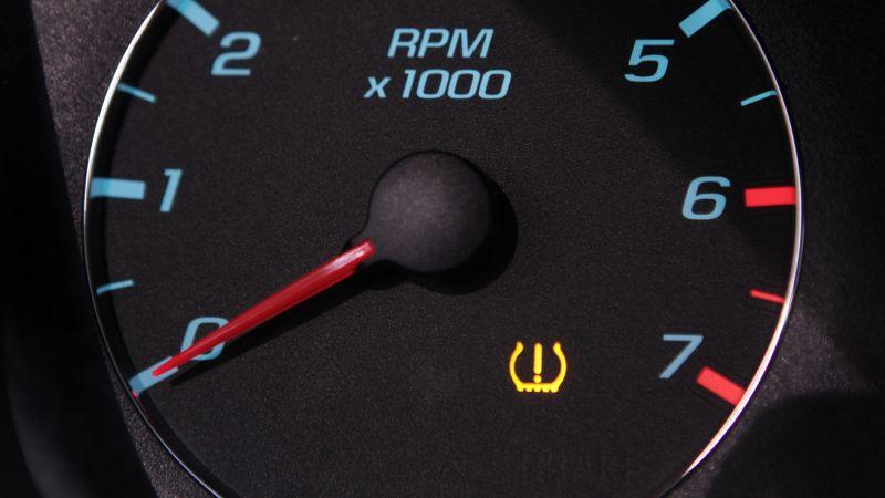 TPMS systém sledování tlaku v pneumatikách - prodej, montáž