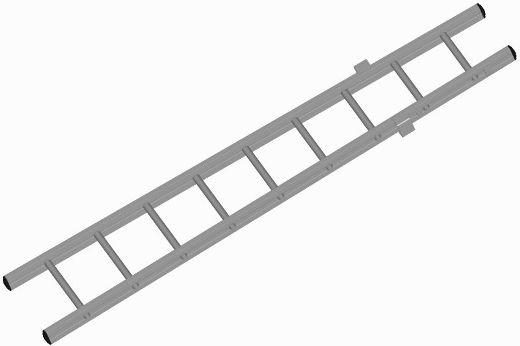 Záchranářské nastavovací žebříky | Jilemnice, žebříky s atestem
