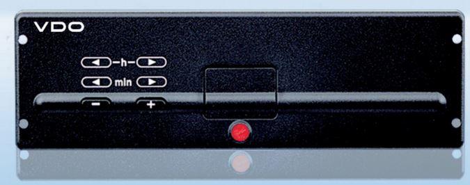 Analogové tachografy