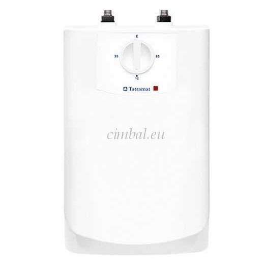 tlakové i beztlakové ohřívače vody