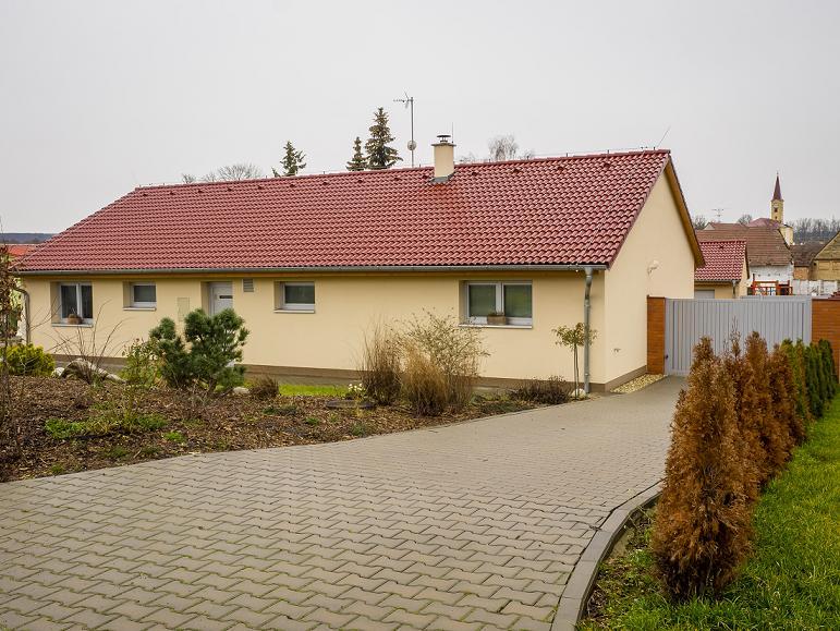 Rodinný dům, výstavba, stavební práce Moravský Krumlov