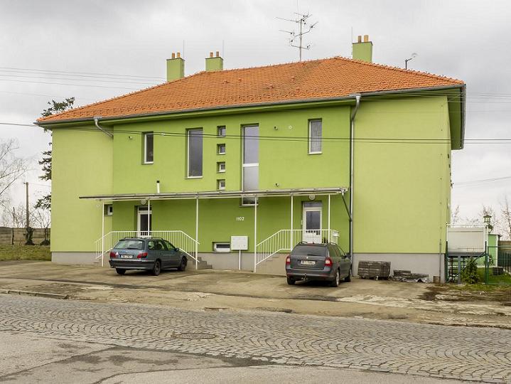 Rodinný dům, realizace, stavebnictví Moravský Krumlov