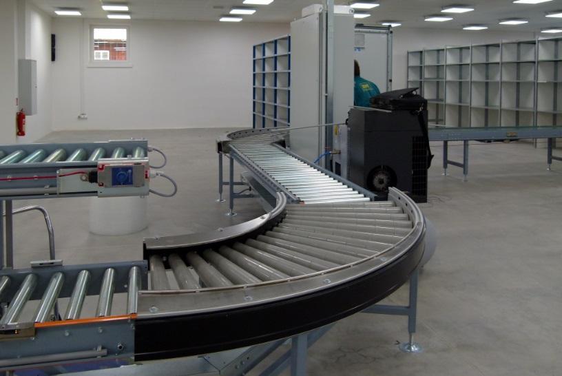 Valčekový dopravník výrazne zrýchli prevádzku vo všetkých priemyselných odvetviach