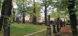 pohřební ústav Praha, nový hřbitov strašnice