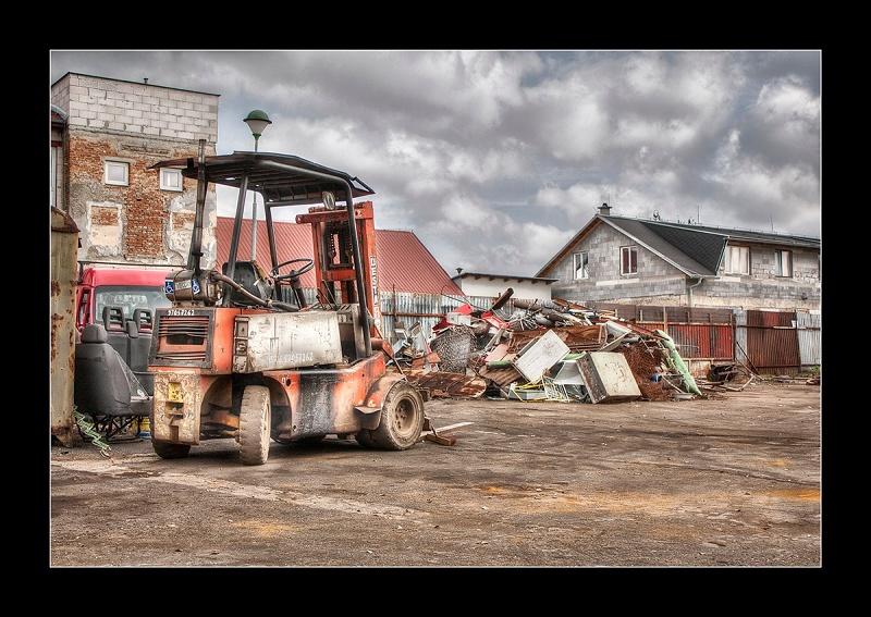 Kovošrot Bruntál - výkup kovového a železného odpad, barevných kovů