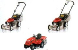 Motorové sekačky, traktory Šumperk