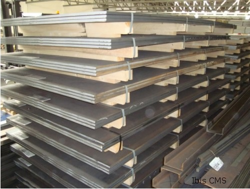ocelové plechy