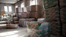 Stavebniny, stavební materiál, míchání omítek, prodej, Moravský Krumlov