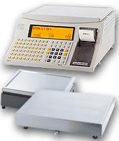 Obchodní váhy Praha – pultový systém SC II s pokladními funkcemi