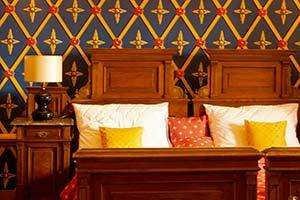 Luxusní ubytování, pobyt v zámeckém hotelu s wellness centrem v České republice
