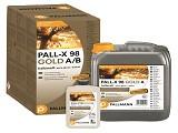 Lak na parkety PALL-X 98 GOLD Praha