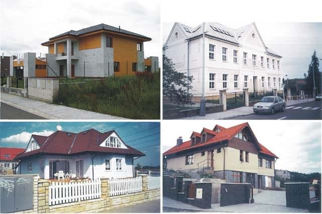 Stavba, ploché střechy, šikmé střechy, krovy, opravy krovů, Praha