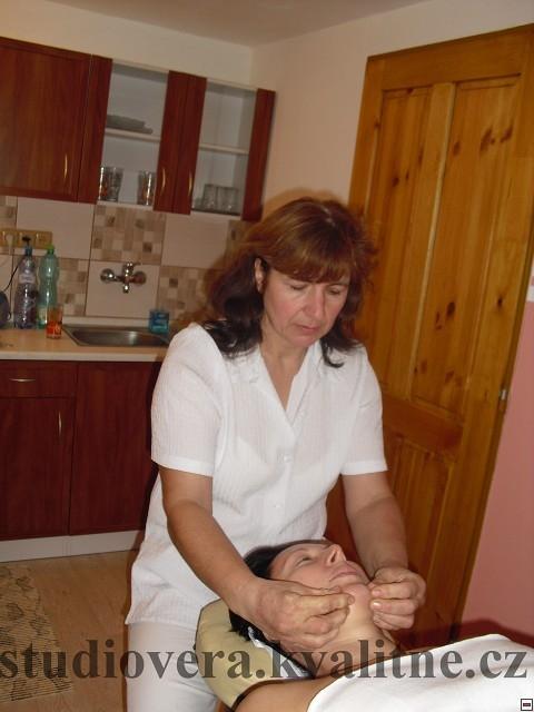 Lymfatické masáže - lymfodrenáž Zlín