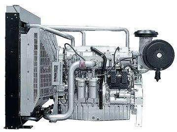Plynové motory PERKINS Praha – čtyřdobé vodou chlazené motory