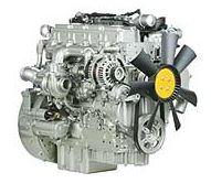 PERKINS plynové motory