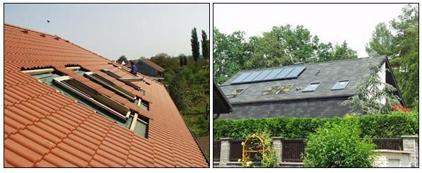 Montáže střešních oken pro všechny krytiny