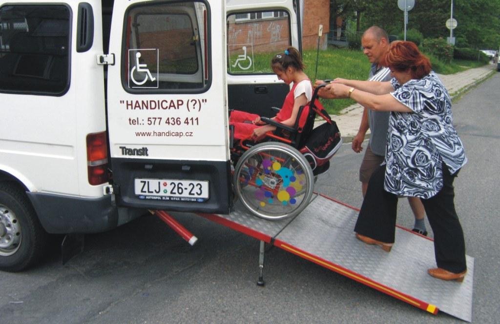 Doprava i pro seniory Zlín