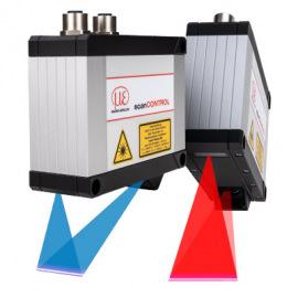 2D/3D laserové kamery, pro přesné měření profilů – scanCONTROL skener