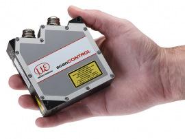 2D laserové kamery scanCONTROL