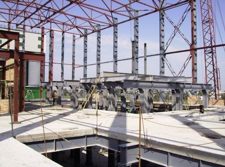 Herstellung von Stahlkonstruktionen mit langjähriger Erfahrung,  die Tschechische Republik