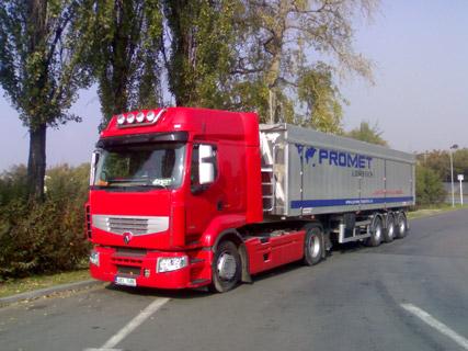 Vnitrostátní přeprava