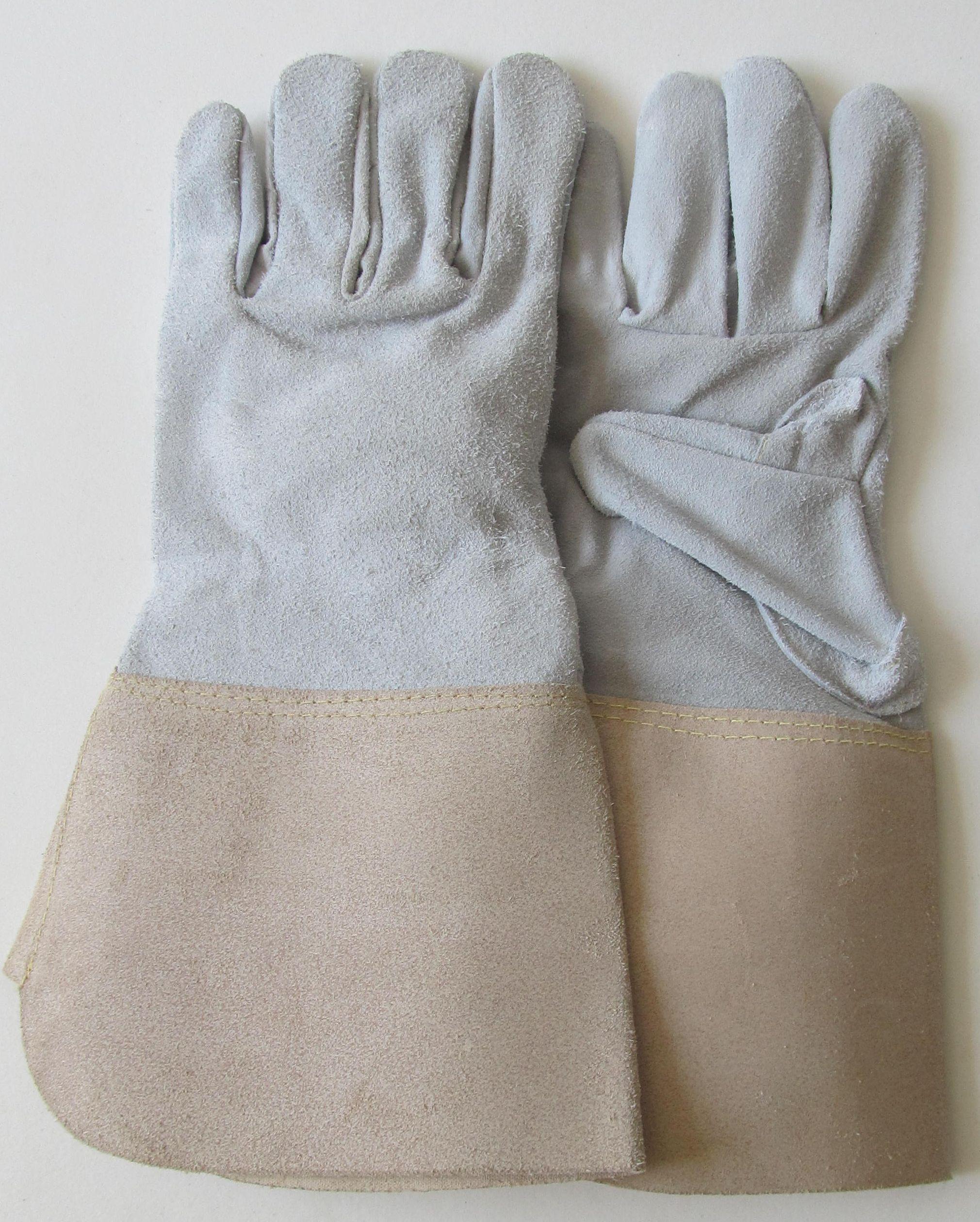 Kožené, svářečské, dámské, pánské, pracovní rukavice-eshop, výroba