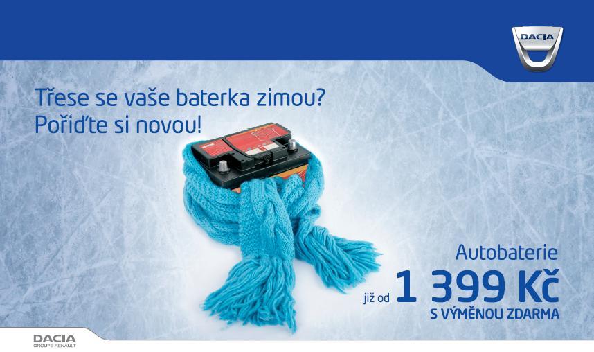prodej autobaterie za akční ceny Olomouc, Šumperk