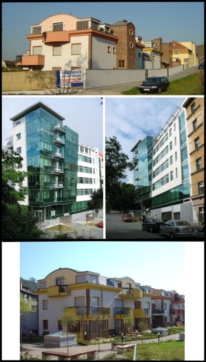 kontrola a projekce staveb a rekonstrukcí Praha
