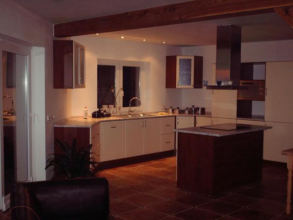 Luxusní, stylové, atypické kuchyně, skříně, na míru-Zlín, Kroměříž