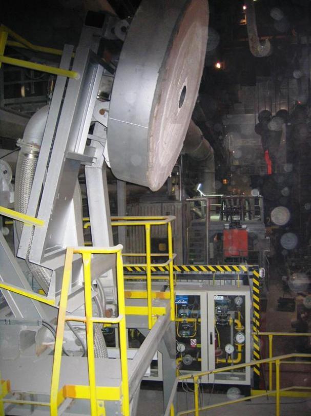 Kyslíko-palivové ohřevy