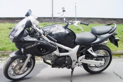 řidičský průkaz na motorku