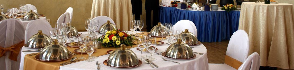 Cateringové služby Praha – pohoštění na narozeniny, svatby a oslavy
