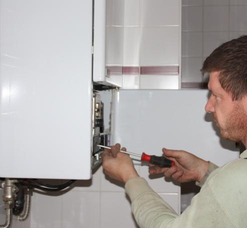 Opravy plynových kotlů praha