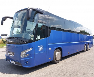 Autobusem z Ostravy