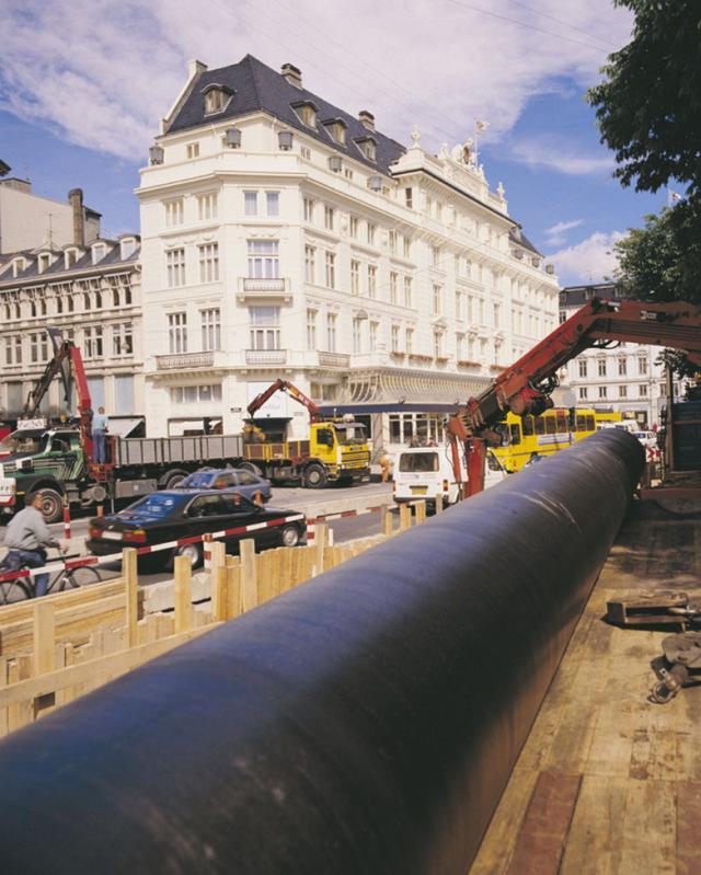 Potrubní systémy | Liberec, předizolované ocelové trubky