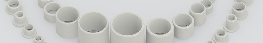 Plastové součástky Všetaty, výroba dílů a konstrukčních prvků