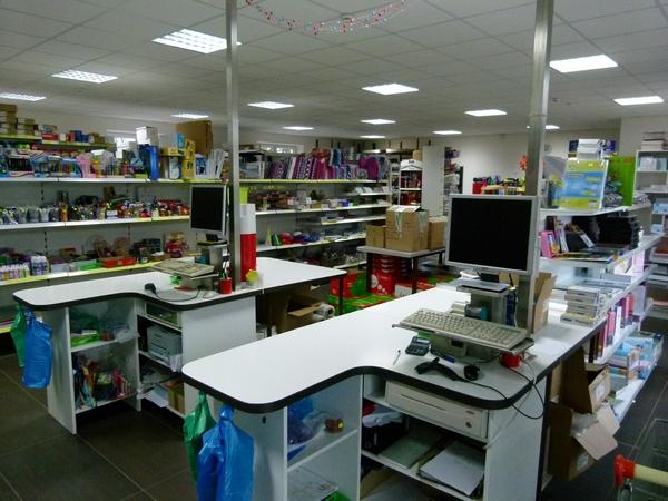 Prodejna, Školní a kancelářské potřeby Dačice