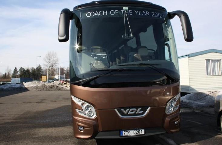 Autobusová doprava na lyžařské zájezdy - komfortní přeprava