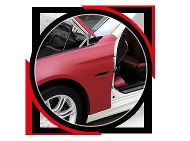 polepy vozidel autofólií Znojmo