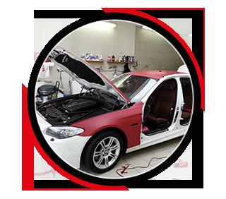 Polepy a převleky vozidel autofólií Znojmo