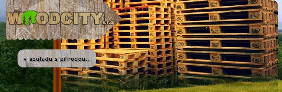 Dřevěné palety Teplice
