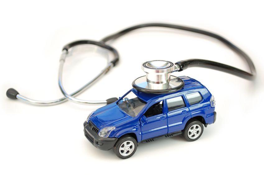 Auto diagnostika, autoservis pro užitková vozidla, dodávky