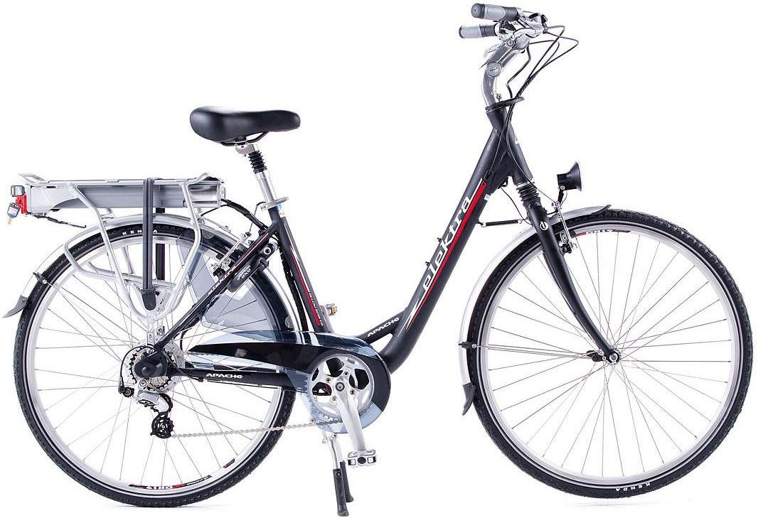 Elektrokola Tábor – silná podpora při cyklistice