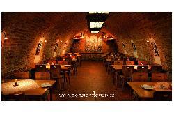 Ubytování v Pavlově s restaurací, jižní Morava
