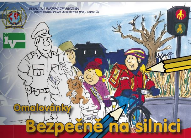 Omalovánky pro děti Praha – dopravní výchova formou hry pro nejmenší a předškoláky